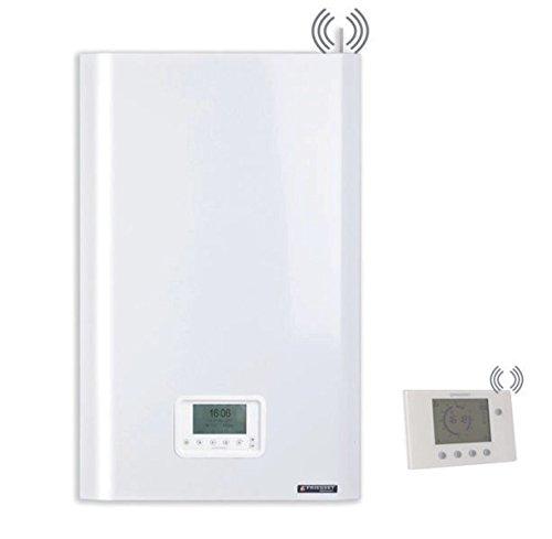 Chaudière murale à condensation, chauffage et ECS à semi-accumulation HYDROMOTRIX Condensation Visio 25 kW GN Réf. A4AB2
