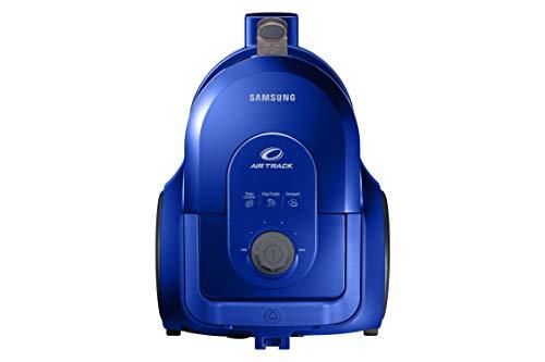 Samsung Aspirazione VCC43U1V3D/XET Aspirapolvere senza Sacco, Doppia Camera Spirante, Spazzola 2 in...