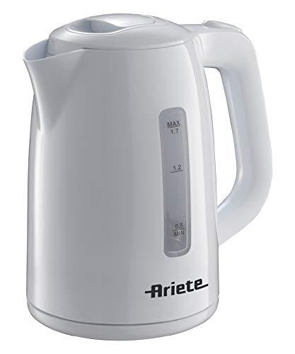 Ariete 2875 bollitore, 2200 W, 7 cups, bianco