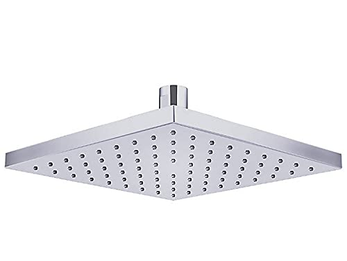 """Kohler 8"""" Abs Square Showerhead (73199In-CP)"""