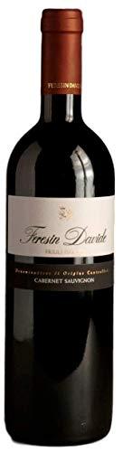 FERESIN DAVIDE Vino rosso CABERNET SAUVIGNON DOC ISONZO BOTT 75 CL - IMBALLO DA 6 BOTTIGLIE DA 75 CL