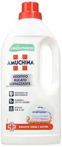 Amuchina Additivo Bucato Igienizzante - 4 pezzi da 1 l 4 l