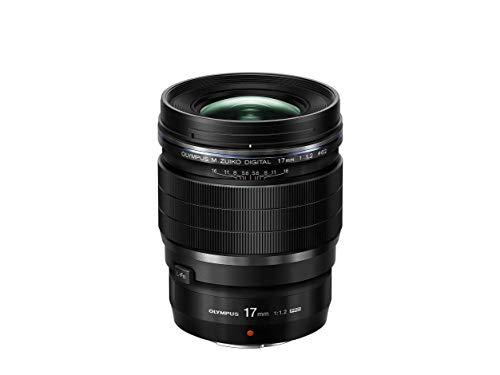OLYMPUS 単焦点レンズ ED 17mm F1.2 防塵防滴耐低温 マイクロフォーサーズ用 M.ZUIKO DIGITAL ED 17mm F1.2 PRO