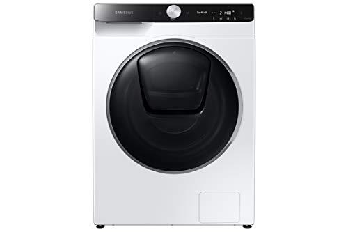 Samsung Elettrodomestici WW90T986ASE Lavatrice QuickDrive, 9 kg, 1600 Giri, Bianco