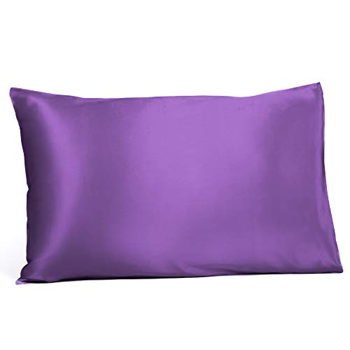 Fishers Finery 25mm 100% Pure Mulberry Silk Pillowcase, Good...