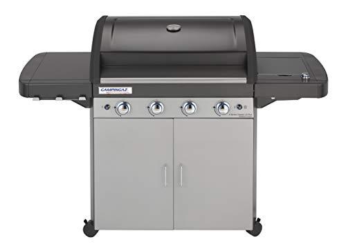 Campingaz 4 Series Classic LS Plus Gas Grill Barbecue con 4 Bruciatori, Sistema di Pulizia Facile...