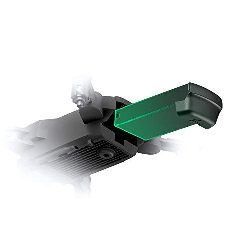 allcaca 2PCS Batteria RC Per 3.7V 650mAh Design Modulare Lipo Batteria, 2 pezzi Modular Battery per Tempo Di Volo 30...