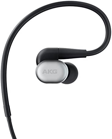 AKG N30 (Canal Type Earphone high Resolution 2 Way) (Dynamic/BA) 【Hybrid/Cable Detachable Type】 AKGN30SIL (Silver) [Japan Domestic Regular Item]