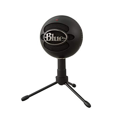 Blue Microphones Snowball iCE USB コンデンサー マイク Black スノーボール アイス ブラック BM200BK PC ...