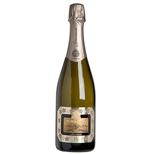 Franciacorta Satn Docg | Sansev | Satn Brut NV | Monte Rossa | Vino spumante | Franciacorta | 750ml
