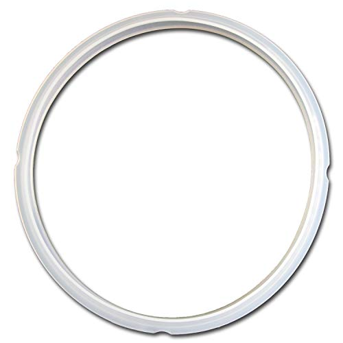 Replacement Sealing ring or seal ring compatible with MIDEA Pressure Cooker 5-6L or 5-6Qt including MY-CS6002W, MY-SS5033, MY-ES5033, MY-CS6004W, MY-SS5062, MY-SS6062, MYWCS603,