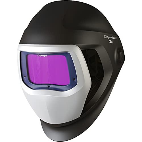 4. 3M Speedglas Welding Helmet 9100