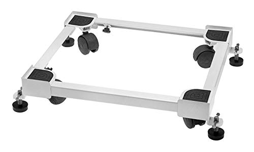 Hexzone TAFTA Adjustable Heavy Duty Front/Top Load Washing Machine Stand Trolley for 5kg, 5.5kg,...