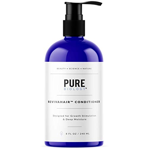 Pure Biology Premium Conditioner and Shampoo