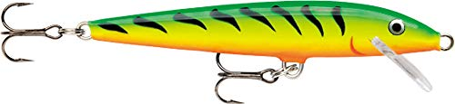Rapala Original Floater 05 Fishing Lures ( Fishing Lures (Firetiger, Size- 2)