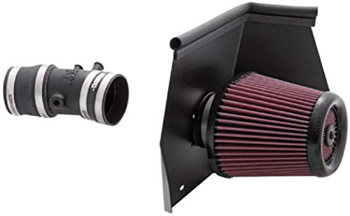 K&N Cold Air Intake Kit: High Performance, Guaranteed to Increase Horsepower: 50-State Legal: 1999-2004 NISSAN (Frontier, Xterra)57-6005