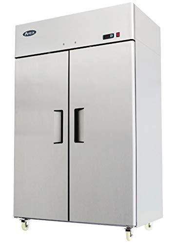 Armadio FrigoVentilato Temp. -2 /+8C Inox 1400 Litri Professionale