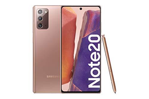 Samsung Note20 256GB SM-N980FZNGEUB Mystic Bronze
