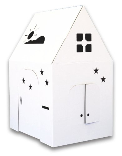 Cardboard Playhouse Cottage