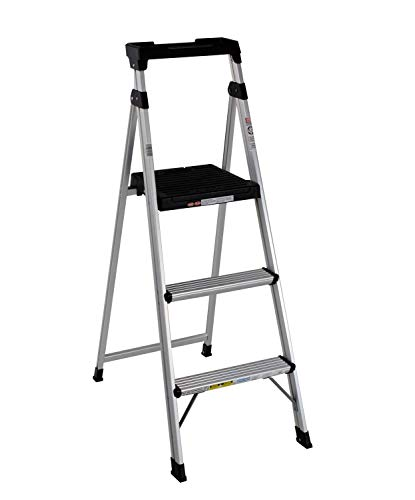 4. Cosco Lite Solution Aluminum Step Ladder