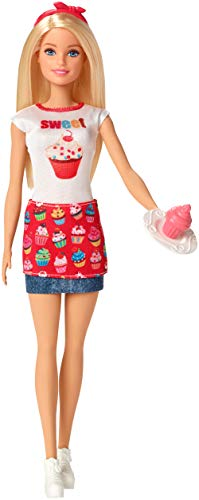 Barbie Careers Cupcake Doll