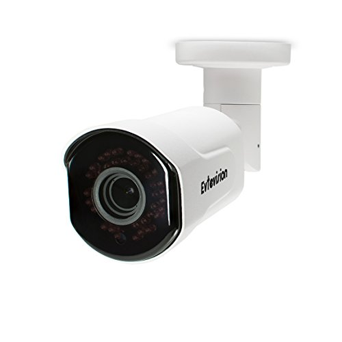 Evtevision 1080P Telecamera di sicurezza 2 Megapixel AHD/TVI/CVI/CVBS Telecamere di sorveglianza CCTV, HD 2.8-12mm Lenti Varifocal,IR-Cut 40M/130Feet Visione notturna