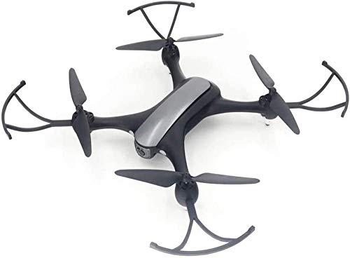Mnjin Drone GPS FPV con 1080P 120deg; Videocamera POV Video dal Vivo e videocamera Quadricottero con Ritorno Automatico GPS per Adulti con videocamera grandangolare HD, seguimi, Mantenimento dell'