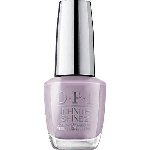 OPI Infinite Shine 2 Long-Wear Lacquer, Taupe-less Beach, Nude Long-Lasting Nail Polish, 0.5 fl oz