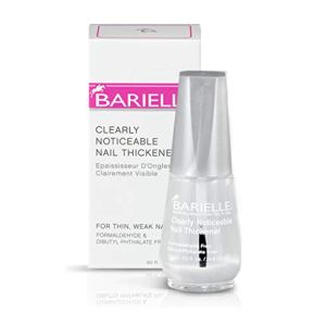 Barielle Clearly Noticeable Nail Thickener, Top Coat Instantly Thickens Nails Up To 50%, Perfect for Damaged Nails… 7