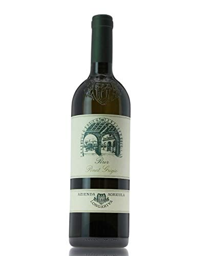 Trentino Pinot Grigio DOC Perer 2017  Longariva - Cassa da 3 bottiglie