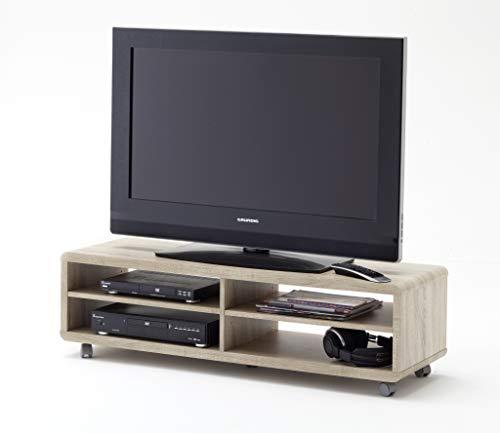 Robas Lund Mobile TV Jeff XL Rovere Grezzo 120 x 39 x 35 cm30915SE6