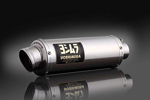 ヨシムラ フルエキゾースト CT125 GP-MAGNUMサイクロン TYPE-UP 政府認証 機械曲 EXPORT SPEC ステンレスカバー YOSHIMURA 110A-43F-5U50