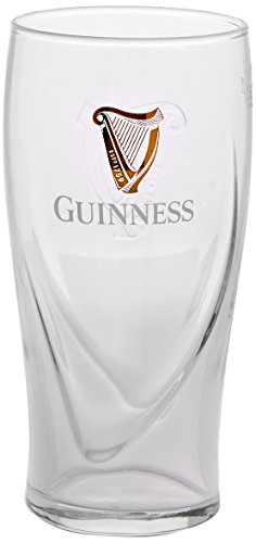 GuinnessBicchieri da pinta, CE 567gram/568ml (confezione da 4)