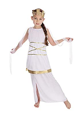 Fancy Dress Kids Grecian. Budget (L)