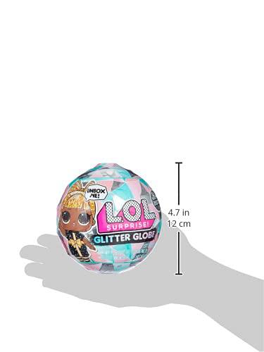 Image 11 - MGA- Poupée L.O.L. Surprise Glitter Globe de la série Winter Disco avec Cheveux Scintillants Toy, 561613, Multicolore