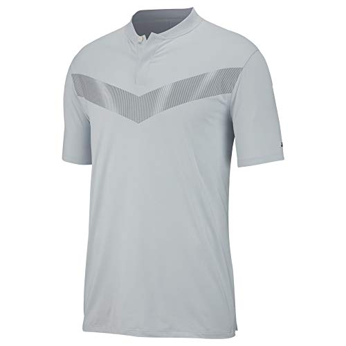 Nike-Dri-Fit-Tiger-Woods-Vapor-Golf-Polo-2019-Pure-PlatinumBlack-XX-Large