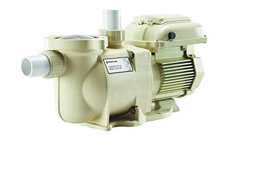 Pentair 342001 SuperFlo VS Variable Speed Pool Pump, 1 1/2 Horsepower, 115/208-230 Volt, 1 Phase - Energy Star Certified