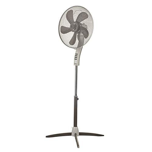 Bimar VP433 Ventilatore a Piantana con Altezza Regolabile (max 138cm), Ventilatore Piantana con...
