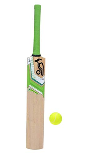 PMG Hotspot Tennis Cricket Bat Size 6 with 1 Ball for 8-11 Years Kids kit Combo