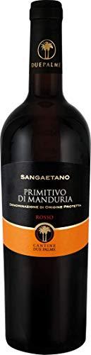 Primitivo di Manduria DOP ( 2 bottiglie)
