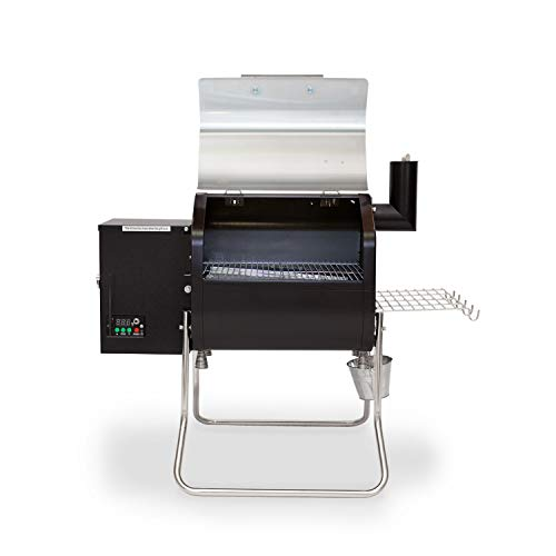 Product Image 2: Green Mountain Davy Crockett Prime WiFi Control Portable Wood Pellet Grill