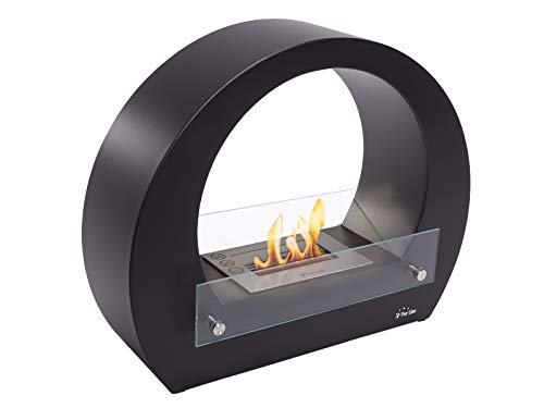 Bio-ethanol Floor Fireplace, Gel Fireplace SATURN B