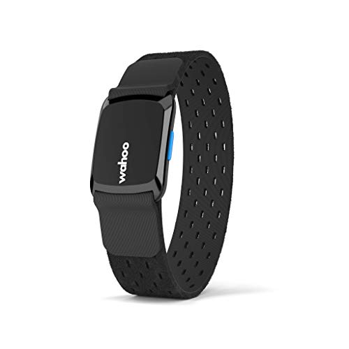 Wahoo Fitness Tickr Fit Heart Rate Monitor, Unisex Adulto, Negro,...