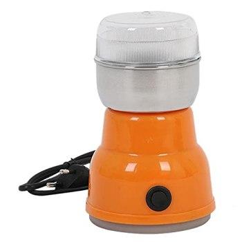 Haudang Machine électrique multifonction - Moulin à café électrique - Moulin à céréales pour épices et haricots (prise UE).