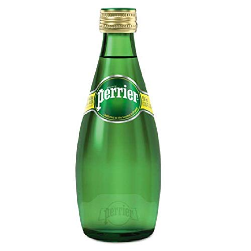 Perrier(ペリエ) プレーン 瓶 330ml×24本 [直輸入品]