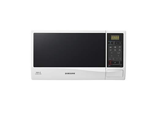 Samsung Microonde GE732K/XET Microonde Grill 20 l, Cottura Automatica, 1100 W, 20 Litri, Bianco