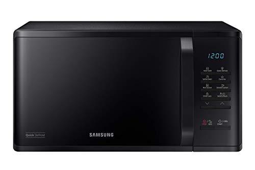 Samsung MS23K3513AK Forno Microonde Grill Combinato, 23 Litri, 800 W, Grill 1100 W, Nero