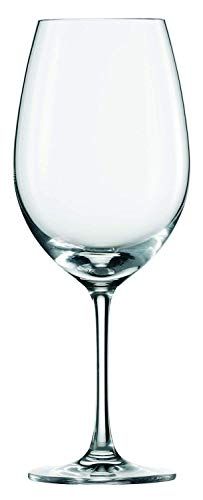 Schott Zwiesel 7544322 Ivento - Set di 6 Bicchieri da Vino in Cristallo Trasparente, 50 cl