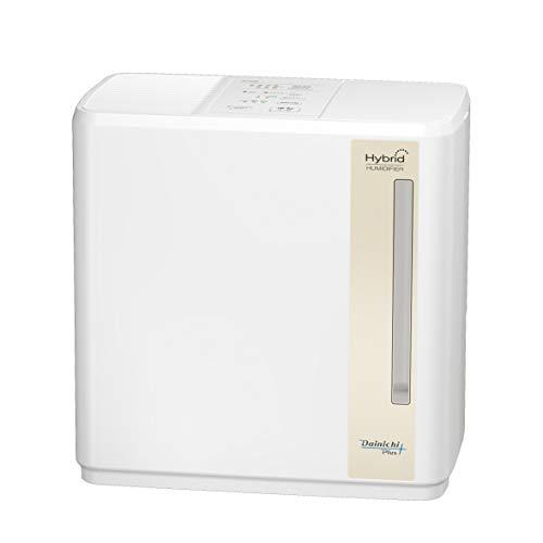 ダイニチ ハイブリッド式加湿器HD-900F(W) ホワイト