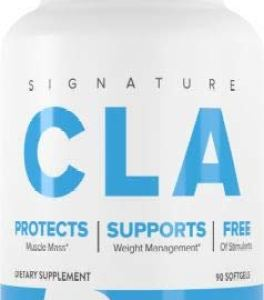 Bodybuilding Signature CLA Softgels | 1,000 MG Fat Loss Supplement, Maintain Lean Muscle | 90 Servings 2 - My Weight Loss Today
